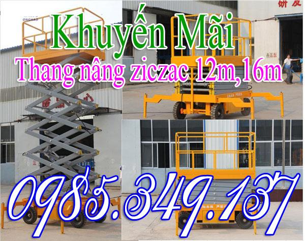 THANG NÂNG ZICZAC 300KG-12M
