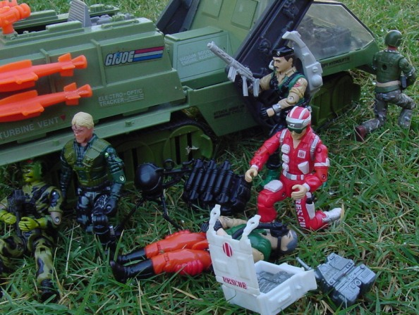 1986 Lifeline, 1988 Hit and Run, 2004 Night Force Short Fuse, Hot Seat, Dial Tone