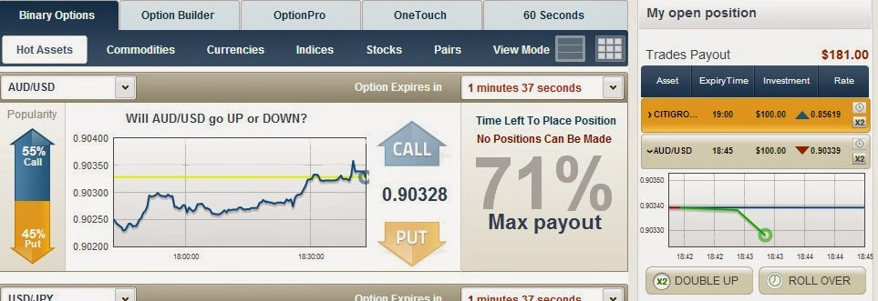 Reputable us binary options brokers