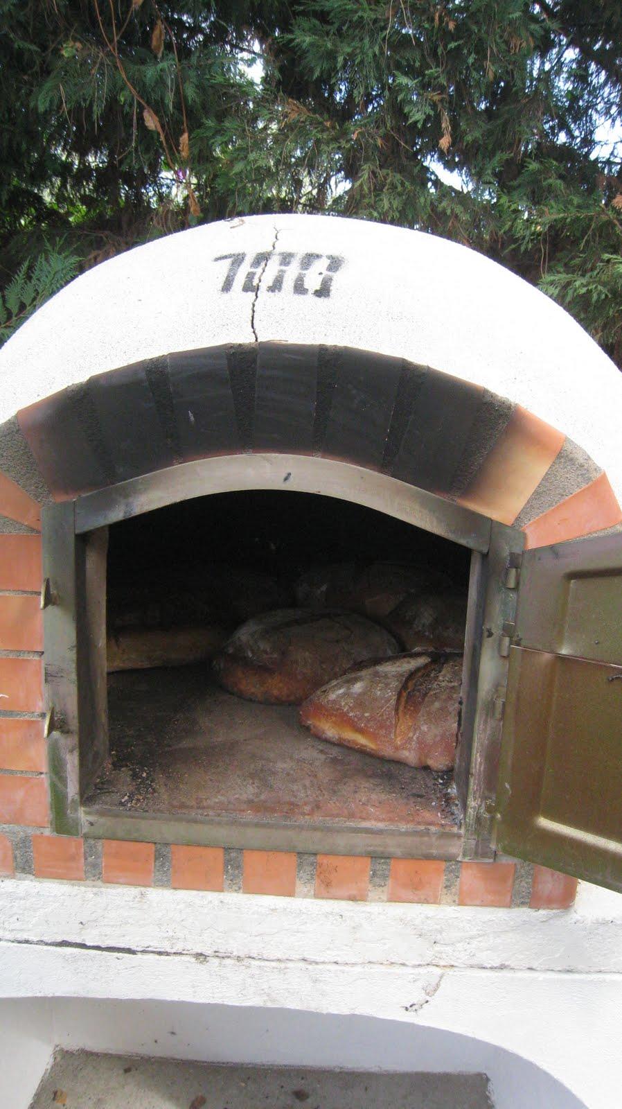 El pan en casa pan de horno de le a - Horno para casa ...
