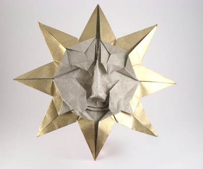 Origami Sun Engel Odyssey 1 3d Easy Art And Craft For Kids