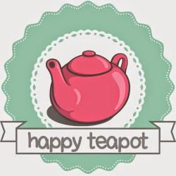 Ηappy Teapot by Lefki