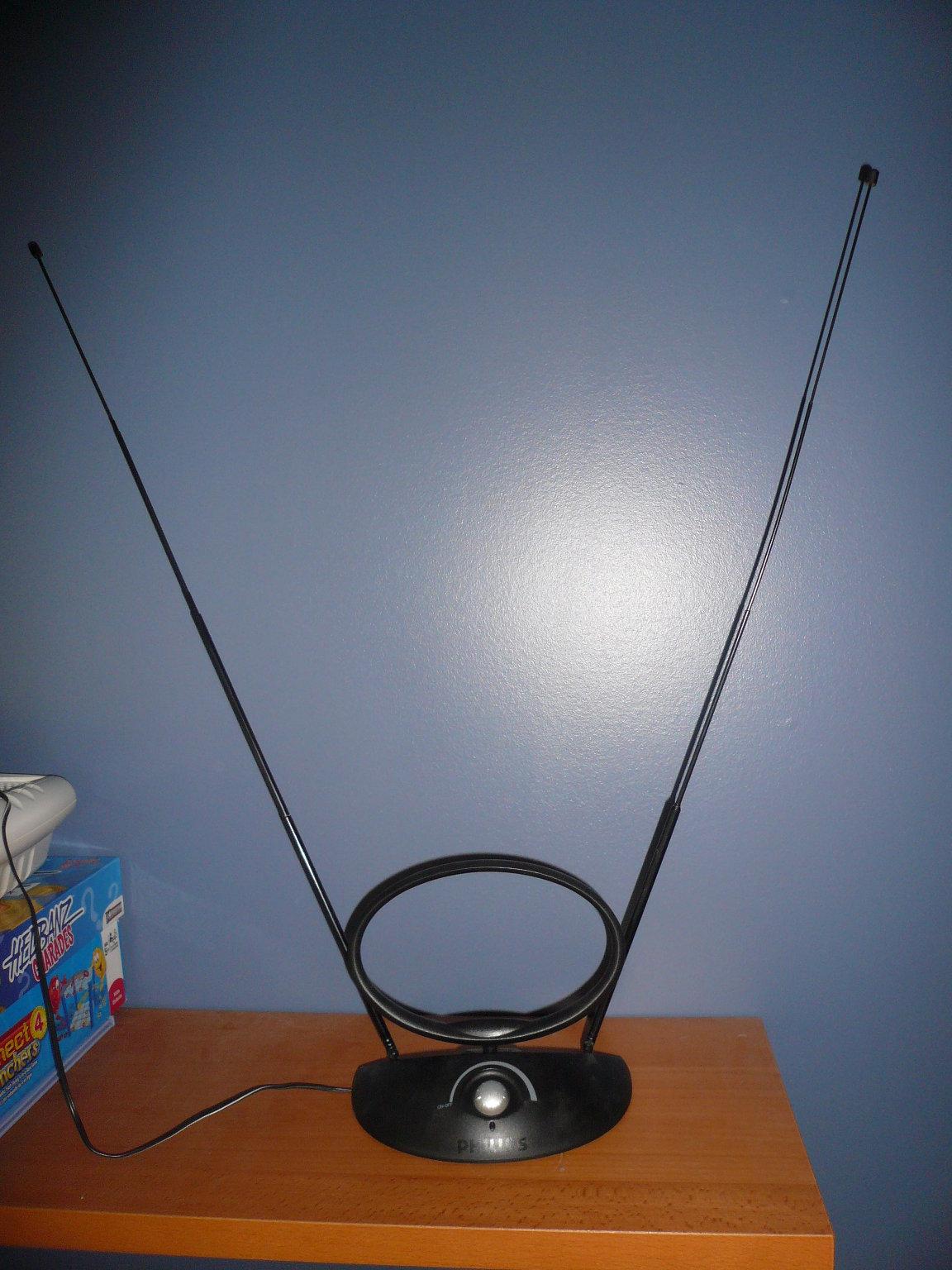 lectronique en amateur fabrication d 39 une antenne de t l. Black Bedroom Furniture Sets. Home Design Ideas