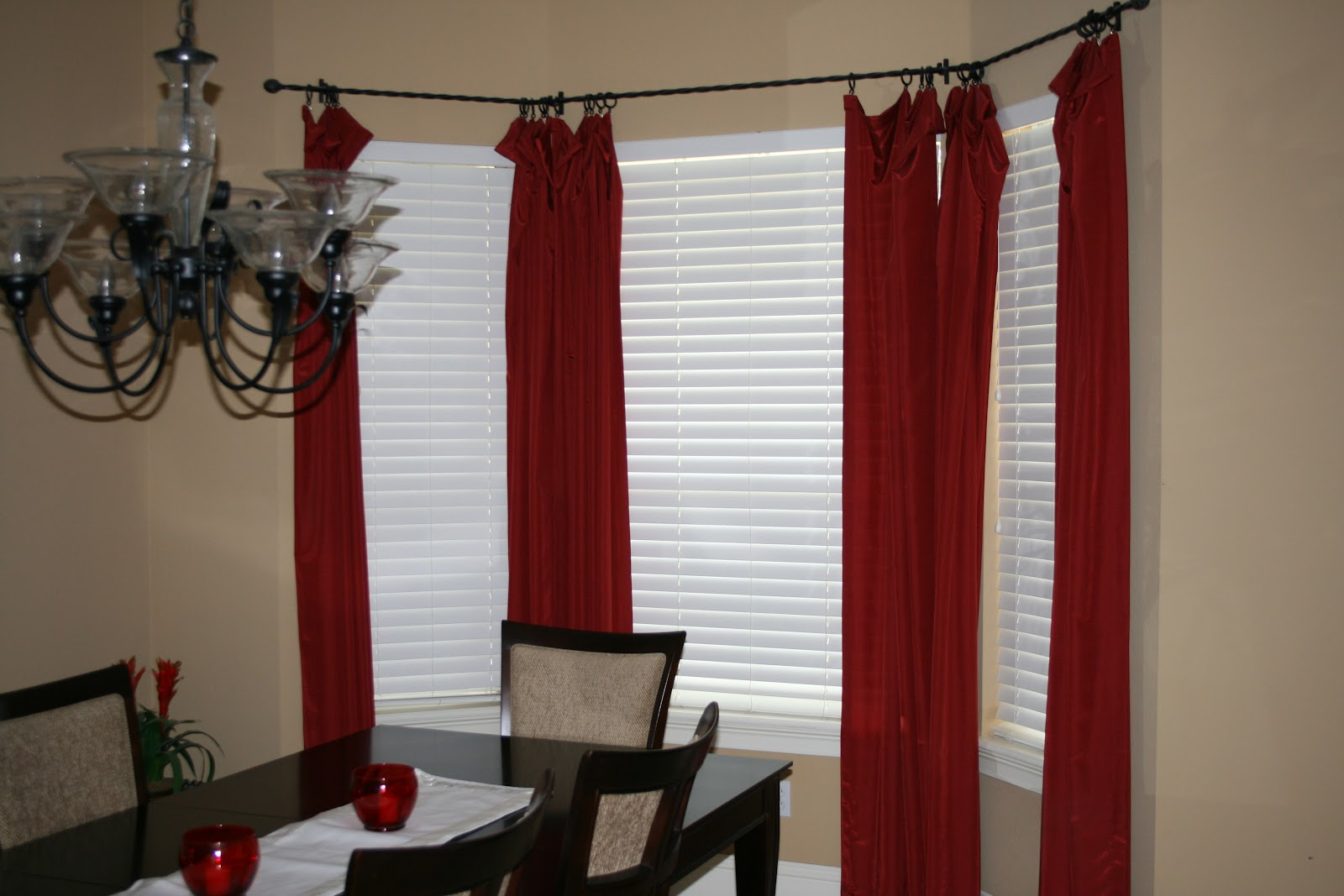 Store Bought Curtains