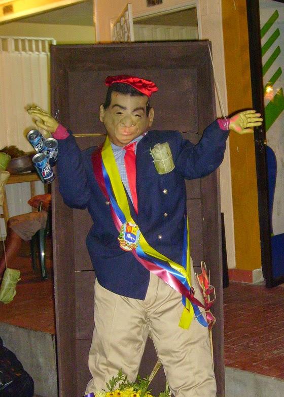 Rituales de Año Nuevo, Colombia