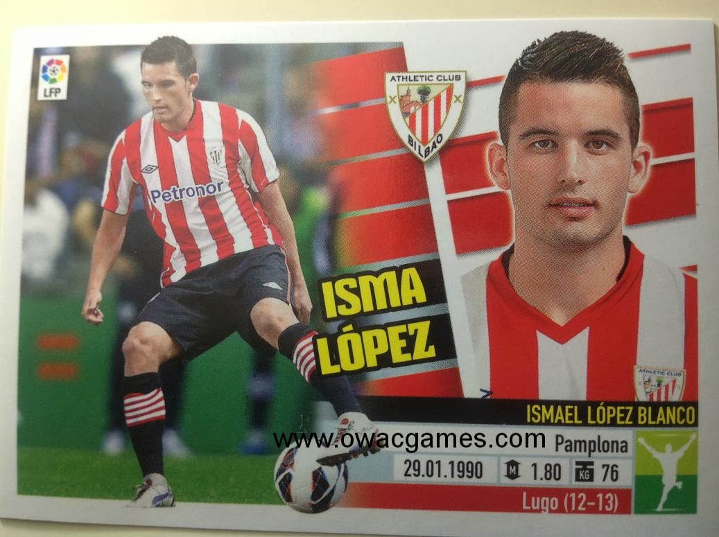 Liga ESTE 2013-14 Ath. Bilbao - 14B - Isma López