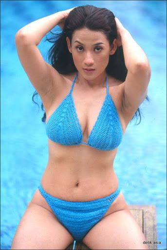 Istri Muda Wali Kota Palembang Bintang Porno atau bukan?