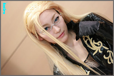 One piece lucy cosplay