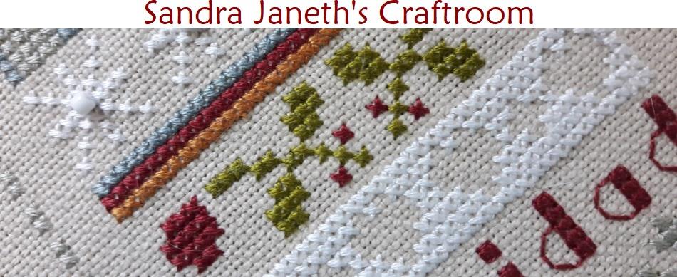 Sandra Janeth's Craftroom