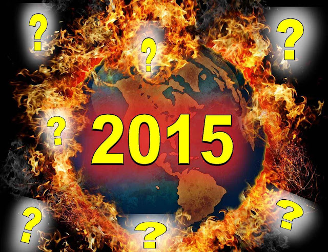 Manipulação de dados para fazer acreditar que 2015 foi o ano mais quente da história