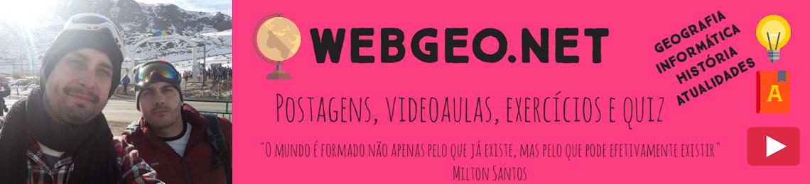 Webgeo.net - Geografia ao seu alcance