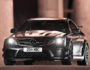 The C63 AMG Black Series. Ultimate performance coupe or outofplace .