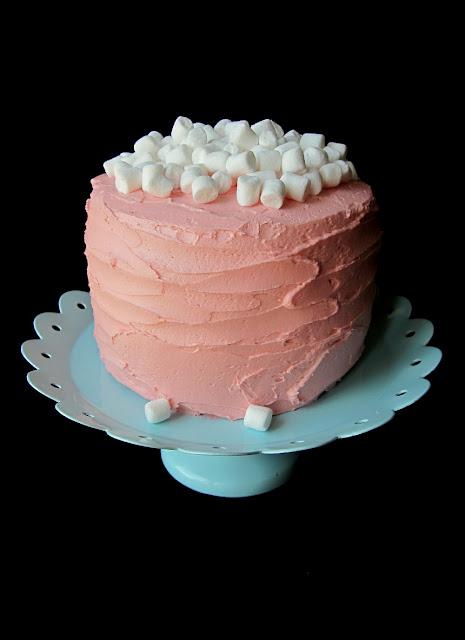 Vaniljakakku – Vanilla Bean Cake