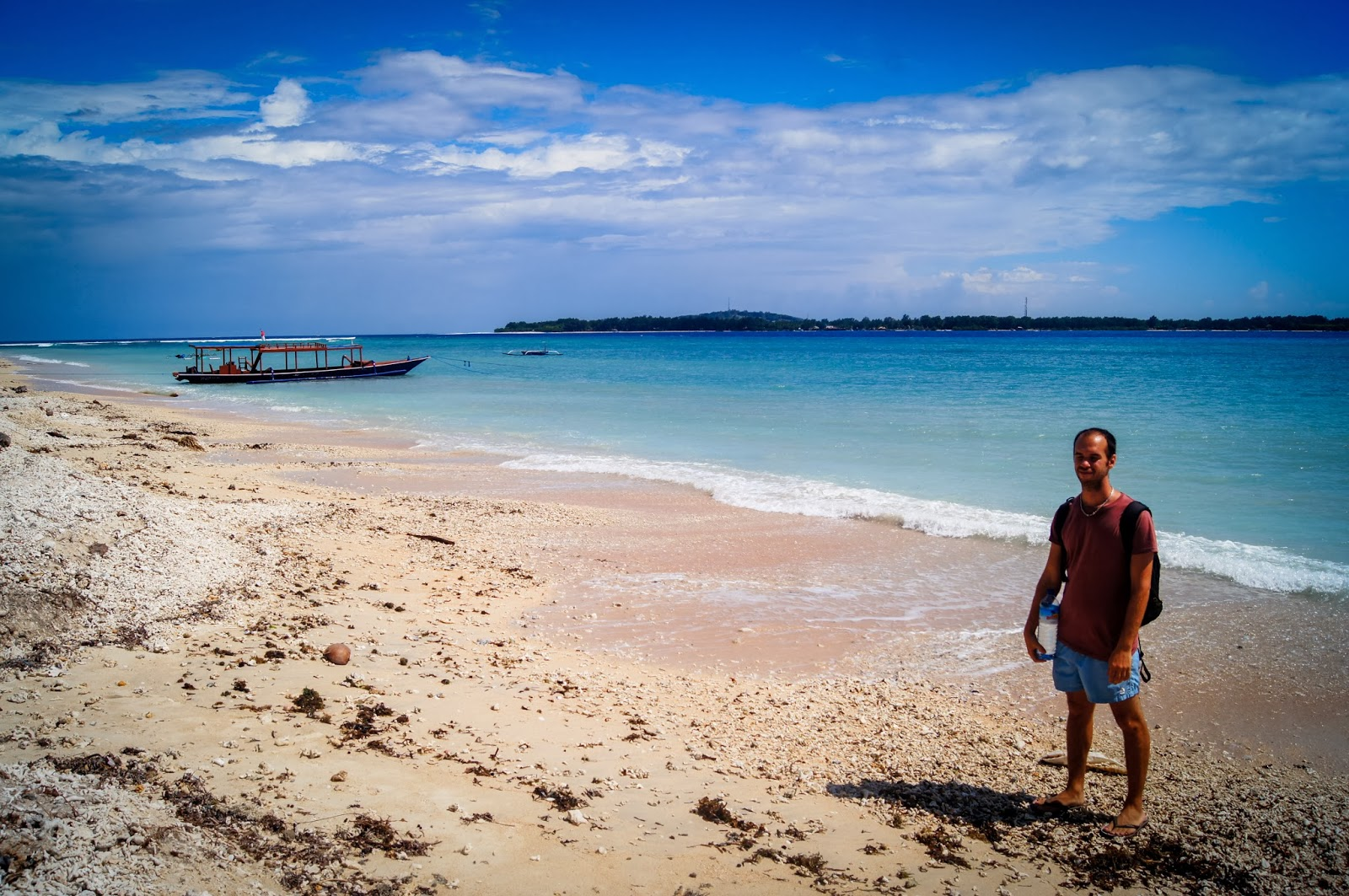Playas de Gili Air