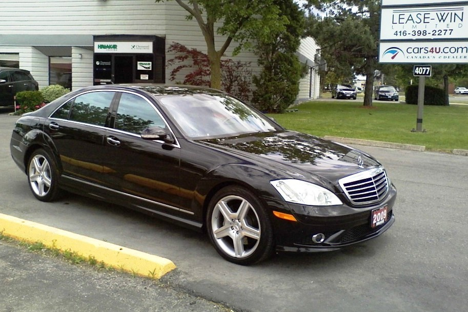 Car buying expert 2009 mercedes benz s550 4matic for Mercedes benz s550 4matic