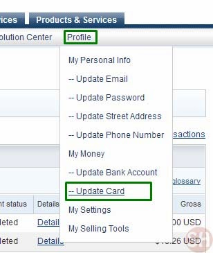 create account in paypal without bank