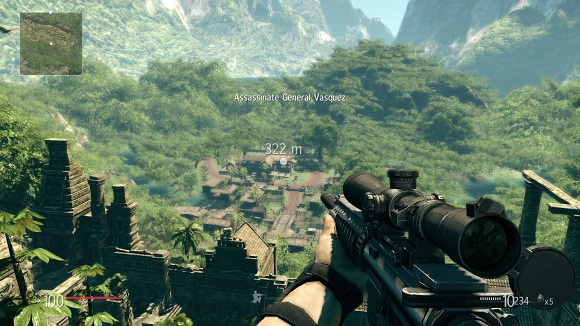 pc sniper games