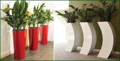 Fotos e Dicas de Decoração com Vasos de Plantas