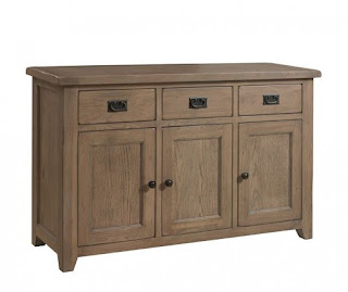 Catalan Ash Large Sideboard