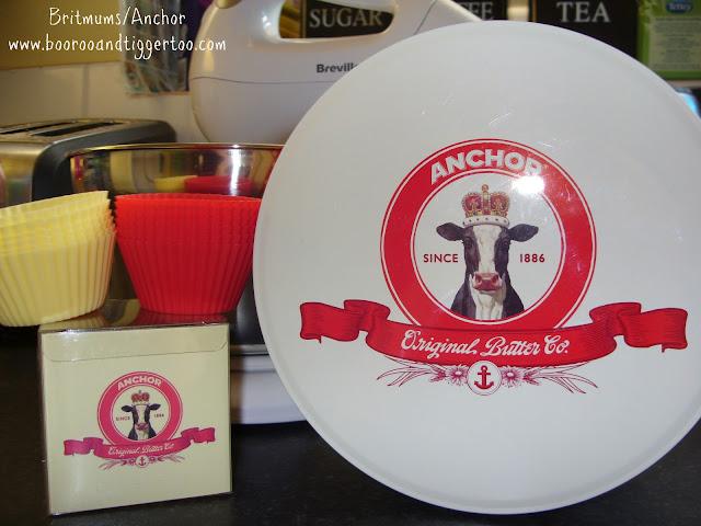 Family Fun with Anchor Rewards – Cupcakes Recipe