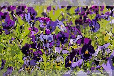 Pintando la primavera