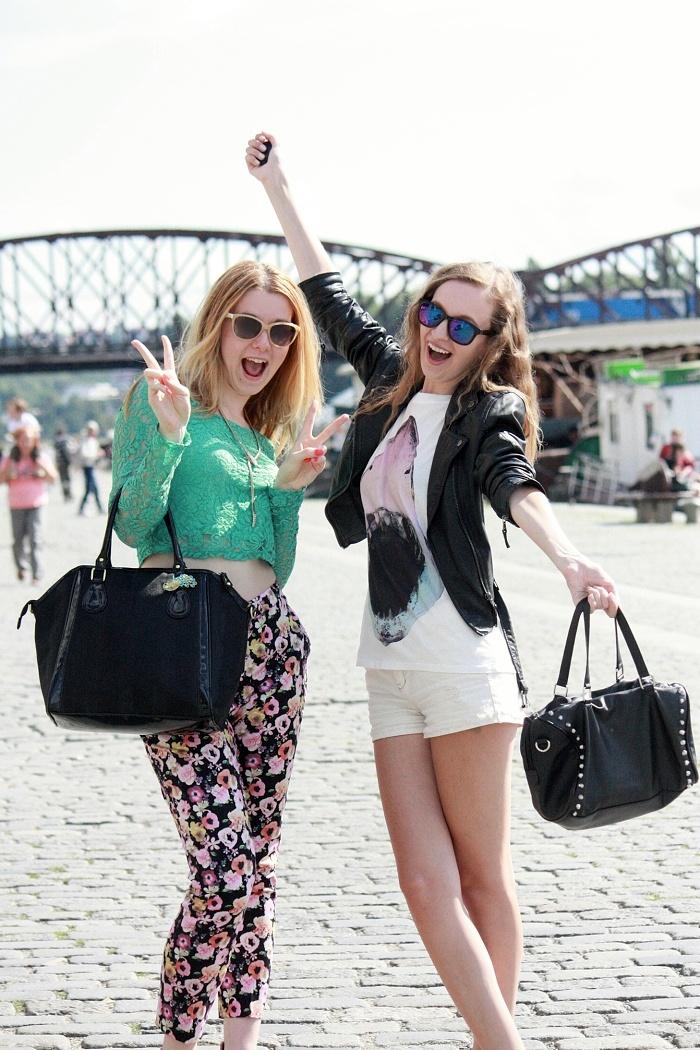 lorietta, petra lorencová, modelka, blogerka, lucie srbová, zábava