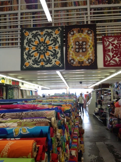 Fabric Mart Honolulu