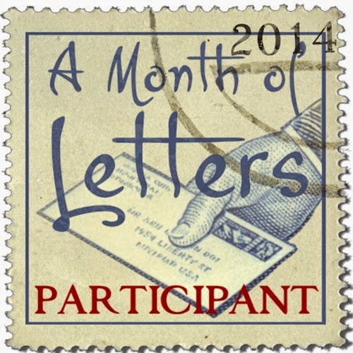 A Month of Letter Writing