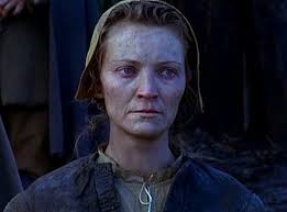 elizabeth proctor s fate in the crucible Part of the enduring appeal of arthur miller's the crucible lies in its resonance with various contemporary events  elizabeth proctor's shame over her husband .