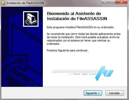 FileASSASSIN v1.06 Español