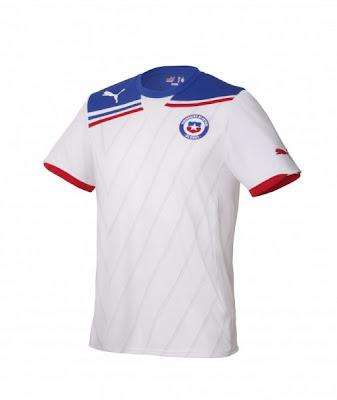 nueva camiseta seleccion