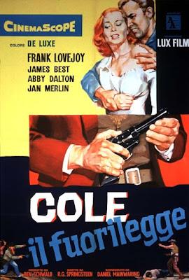 Cole il fuorilegge 1958