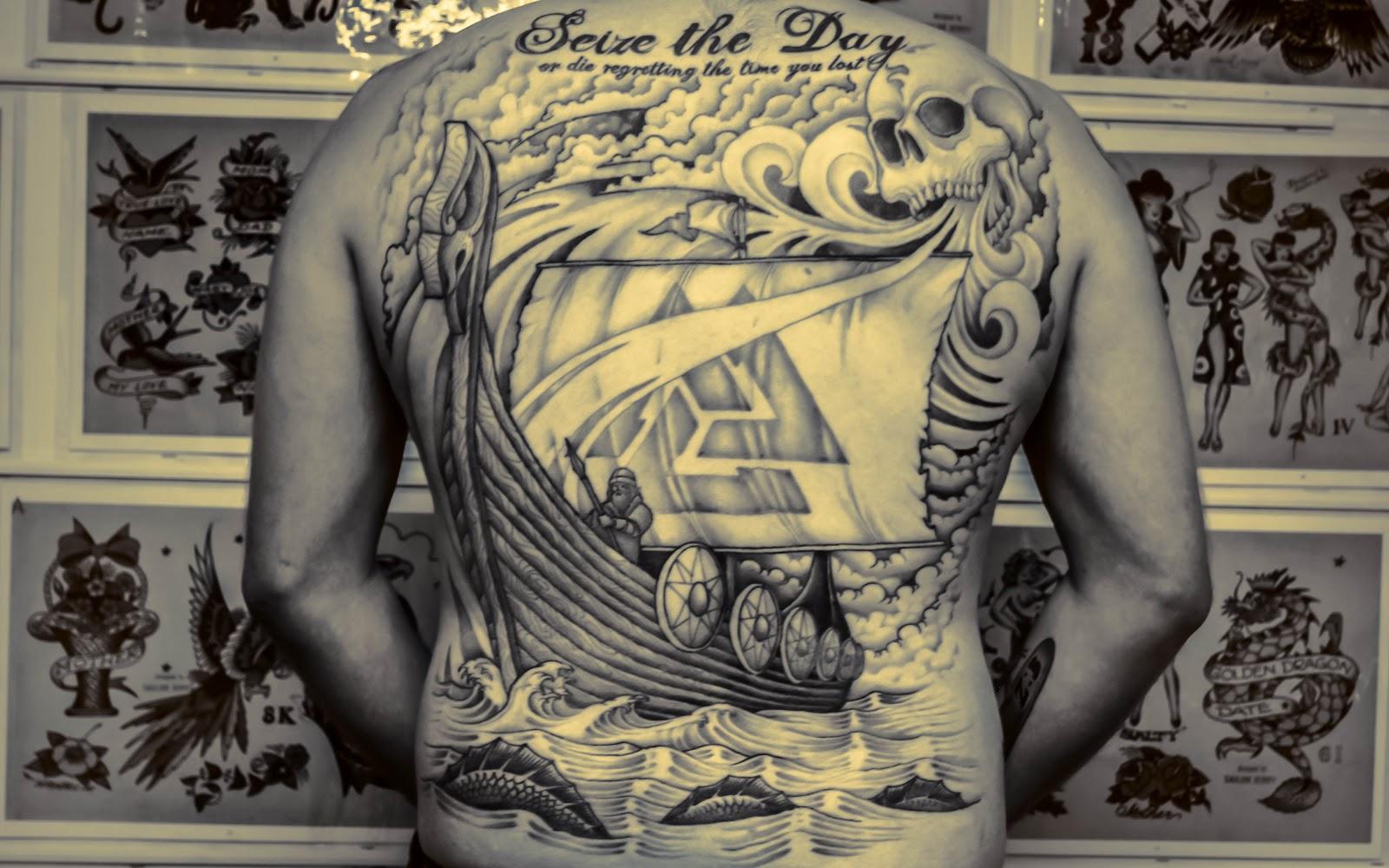 Blu gorilla charleston tattoos blu gorilla tattoo by for Tattoo charleston sc