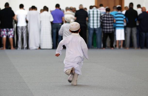 Muslim-Kid
