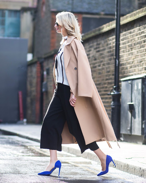 camel coat, lfw, london fashion week, fashion week street style, london street style, autumn look, autumn staples, fashion blogger, zalando, zalando share your style