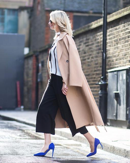 camel coat, lfw, london fashion week, fashion week street style, london street style, autumn look, autumn staples, fashion blogger, zalando, zalando share your style