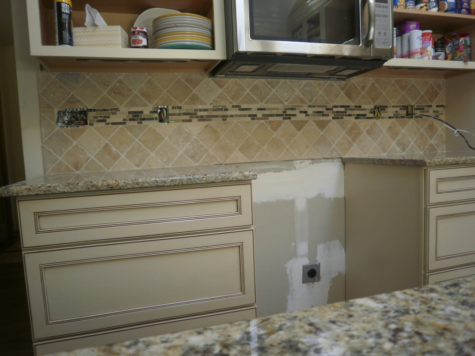 Daltile Kitchen Backsplash Tile