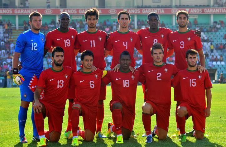 Futebol: Escalões jovens do FC Marinhas assistem ao Portugal x Macedónia, de sub 21 ...