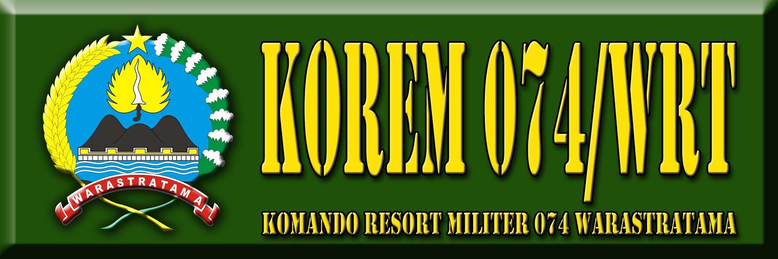 KOREM 074/WRT