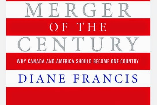 http://www.amazon.com/Merger-Century-Canada-America-Country-ebook/dp/B00ENH6ZIC