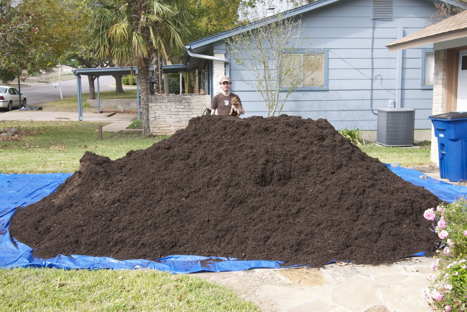 How many tons in a cubic yard of gravel frequently asked for Landscaping rocks by the ton