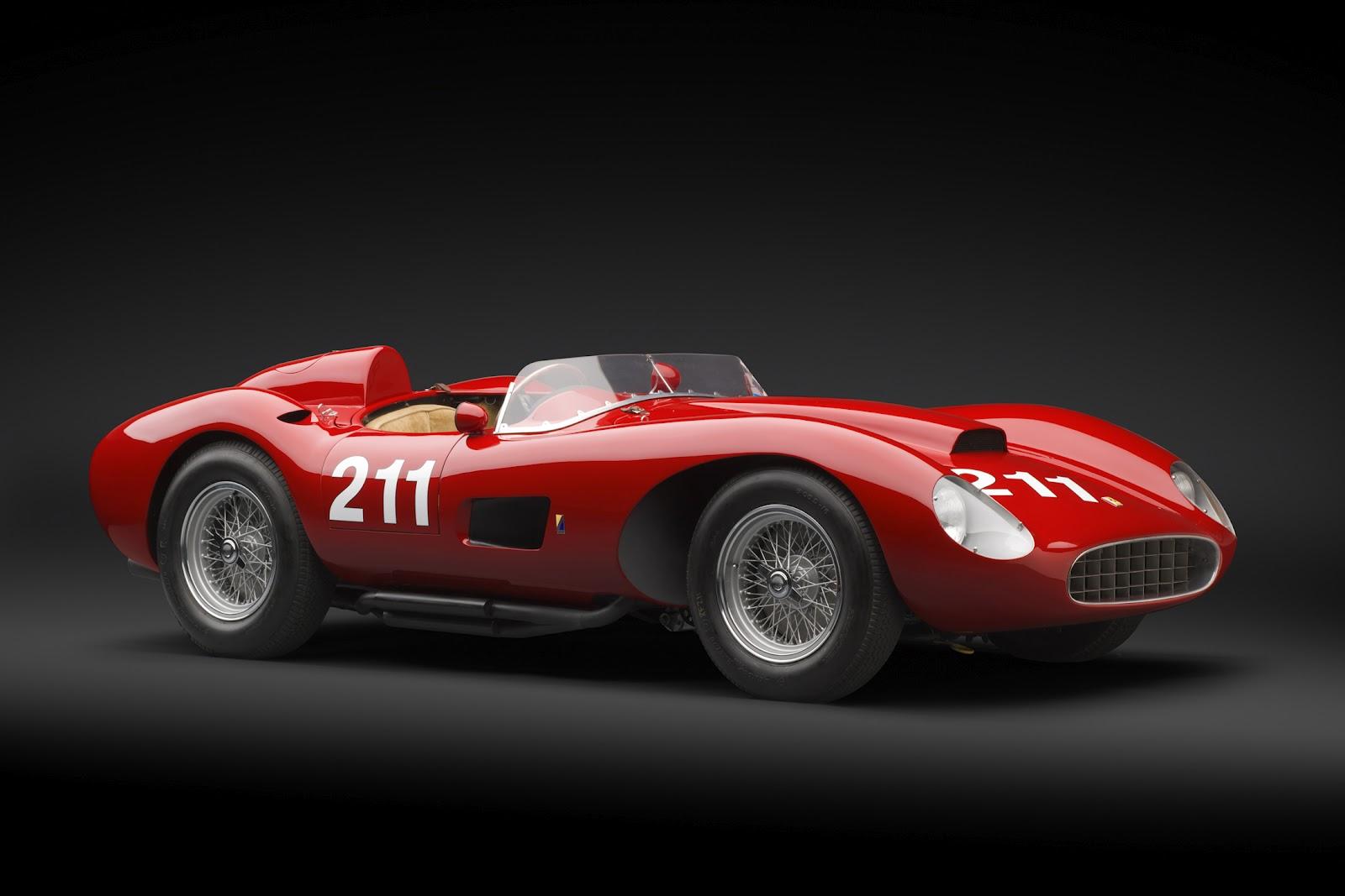 Ferrari 625 Trc Spider 1957 Modern Design By