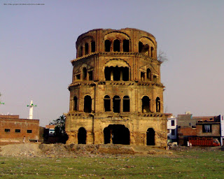 Satkhanda in Lucknow, India