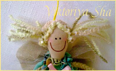 позитивная куколка Феечка