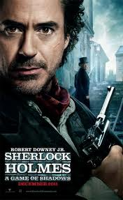 Sherlock Holmes A game Of Shadows Movie poster