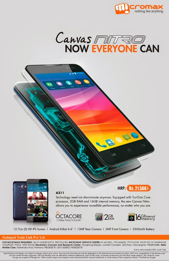 micromax-canvas-nitro-a311-price