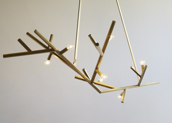 This stunner has now been added to a wish list of lighting statements Iu0027m dying to make on future projects. It is available exclusively through The Future ... & Lighting Love | Charles de Lisle | Linden Chandelier - The Curated House