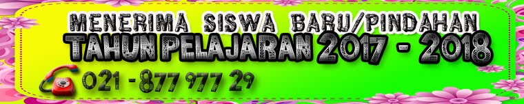 PENERIMAAN SISWA BARU