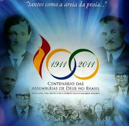 100 anos de IEAD Brasil