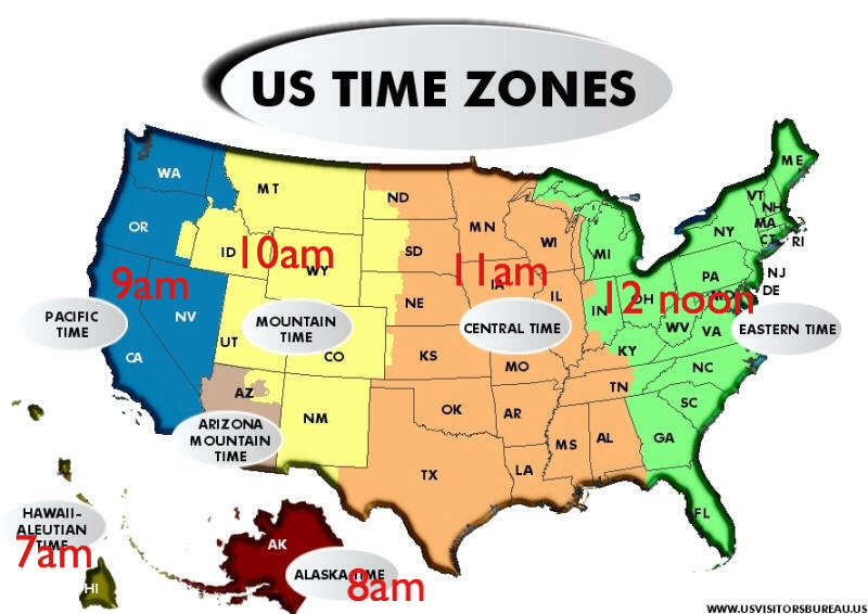 Printable maps time zones filearea codes time zones usjpg tour of frenchies craft room live frenchies stamps us time zones printable map sciox Choice Image